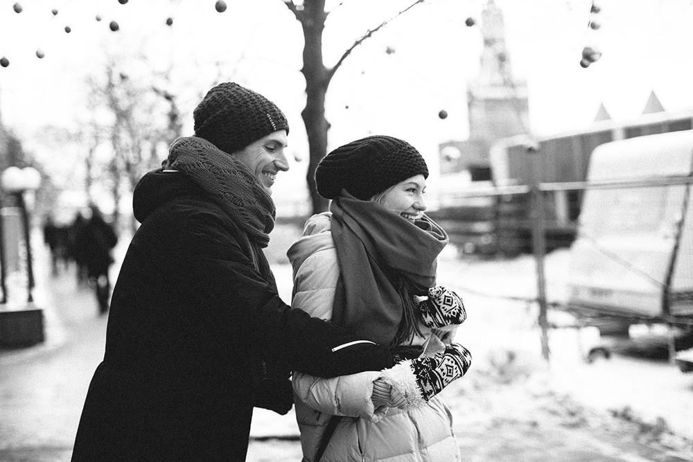 Надя и Егор