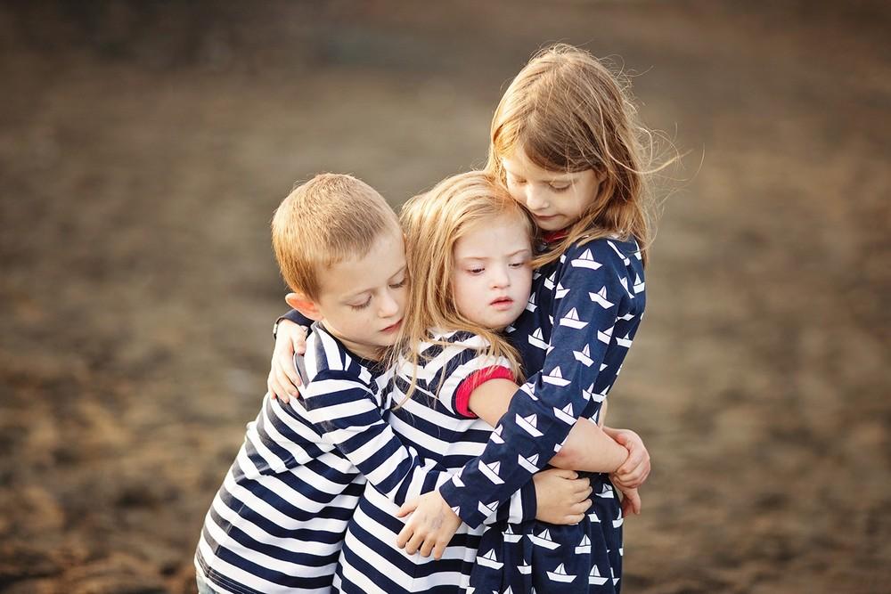 Большая дружная семья