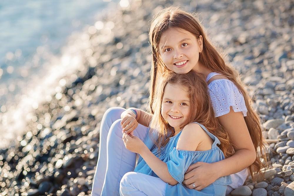 Победители конкурса от Kinder в Сочи