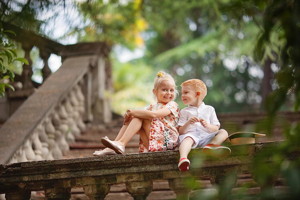 детки от 1 года до 5 лет