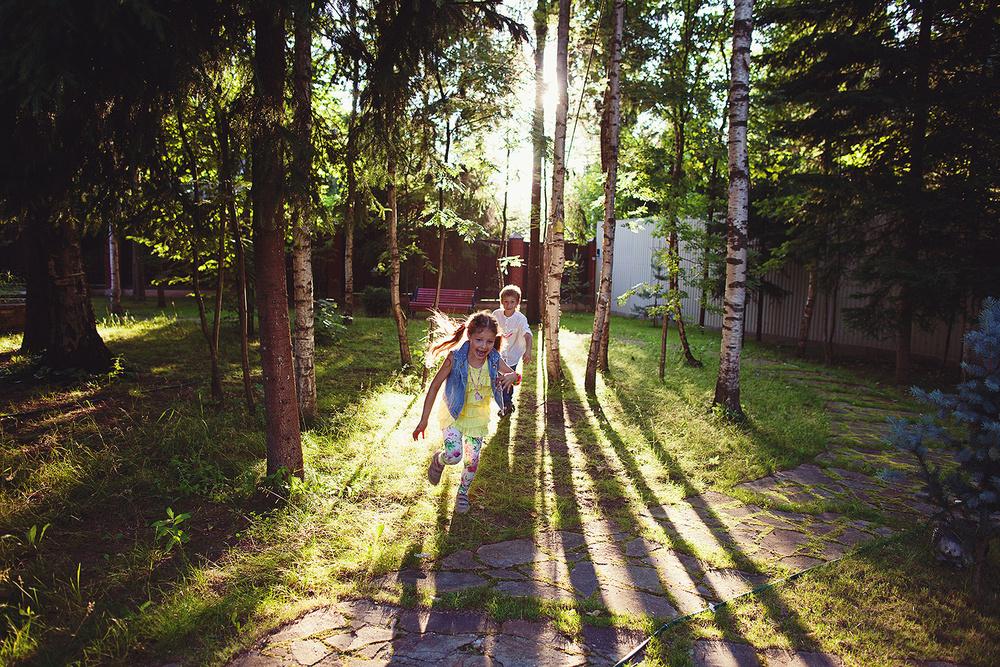 дети старше 5 лет и подростки