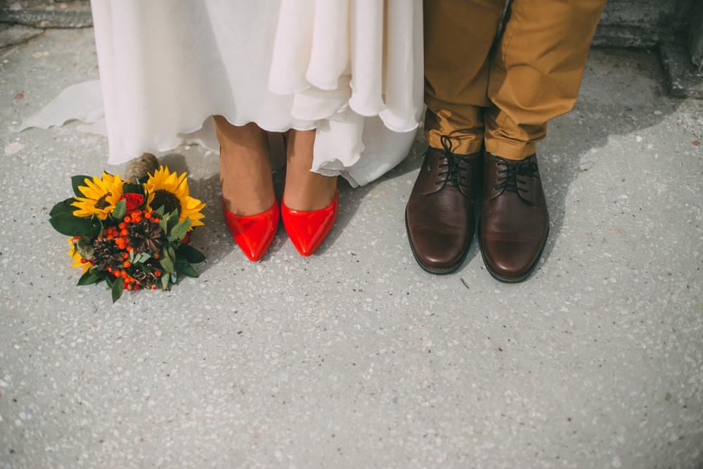 Wedding Day. G + A