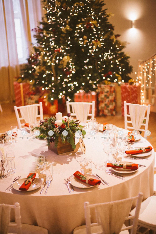 Wedding Christmas Decor