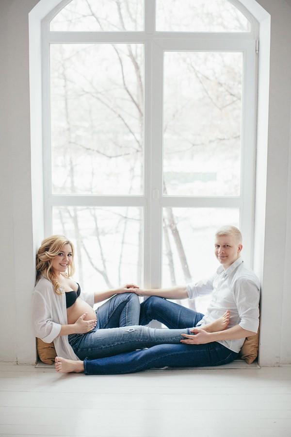Sergey & Julia / maternity