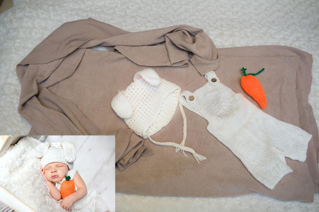 Реквизит для новорожденных мальчиков
