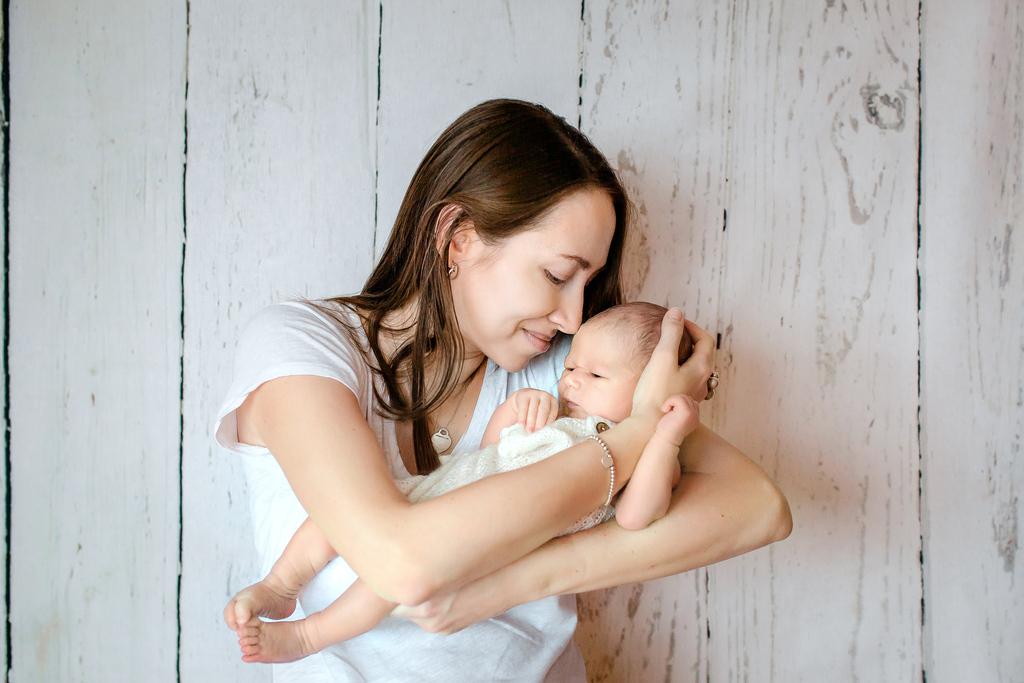 Фоны для съёмки новорожденных с родителями