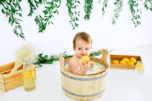Дети от 1 месяца до года