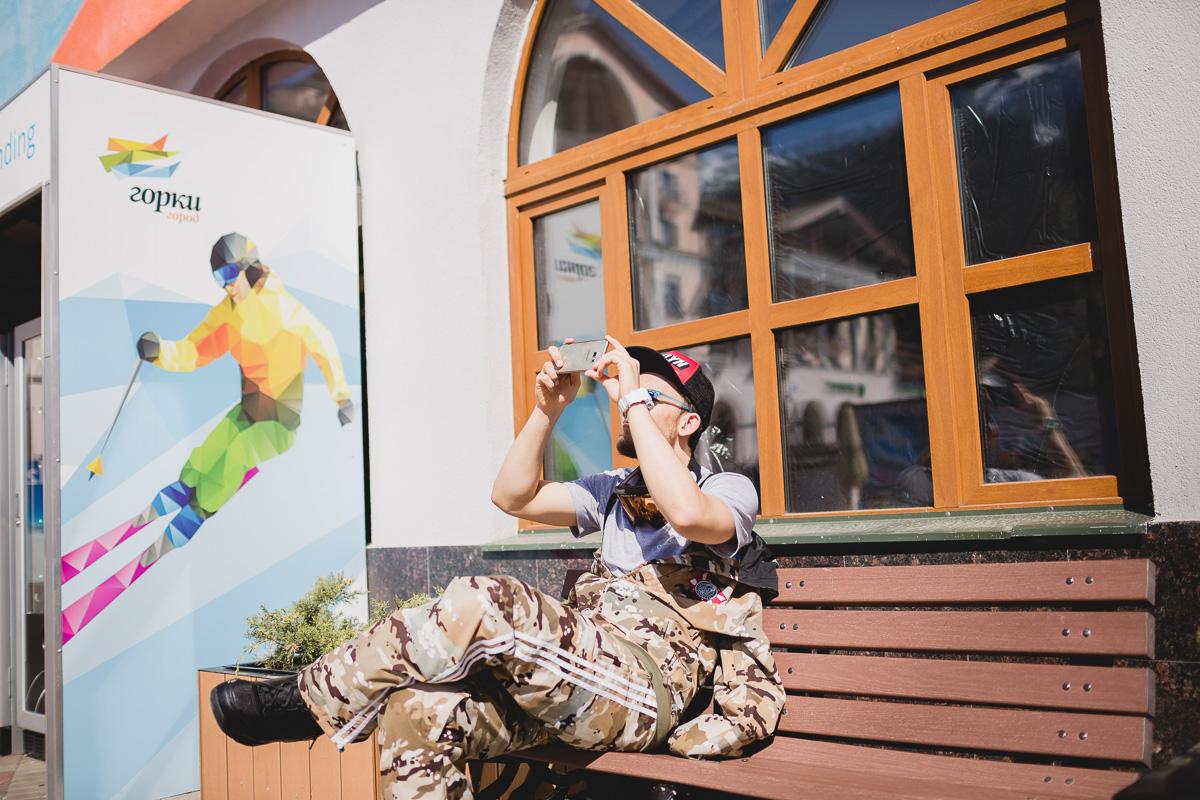 QUICKSILVER Newstar Camp-2016...Сочи.Горки-город(Цирк-2)