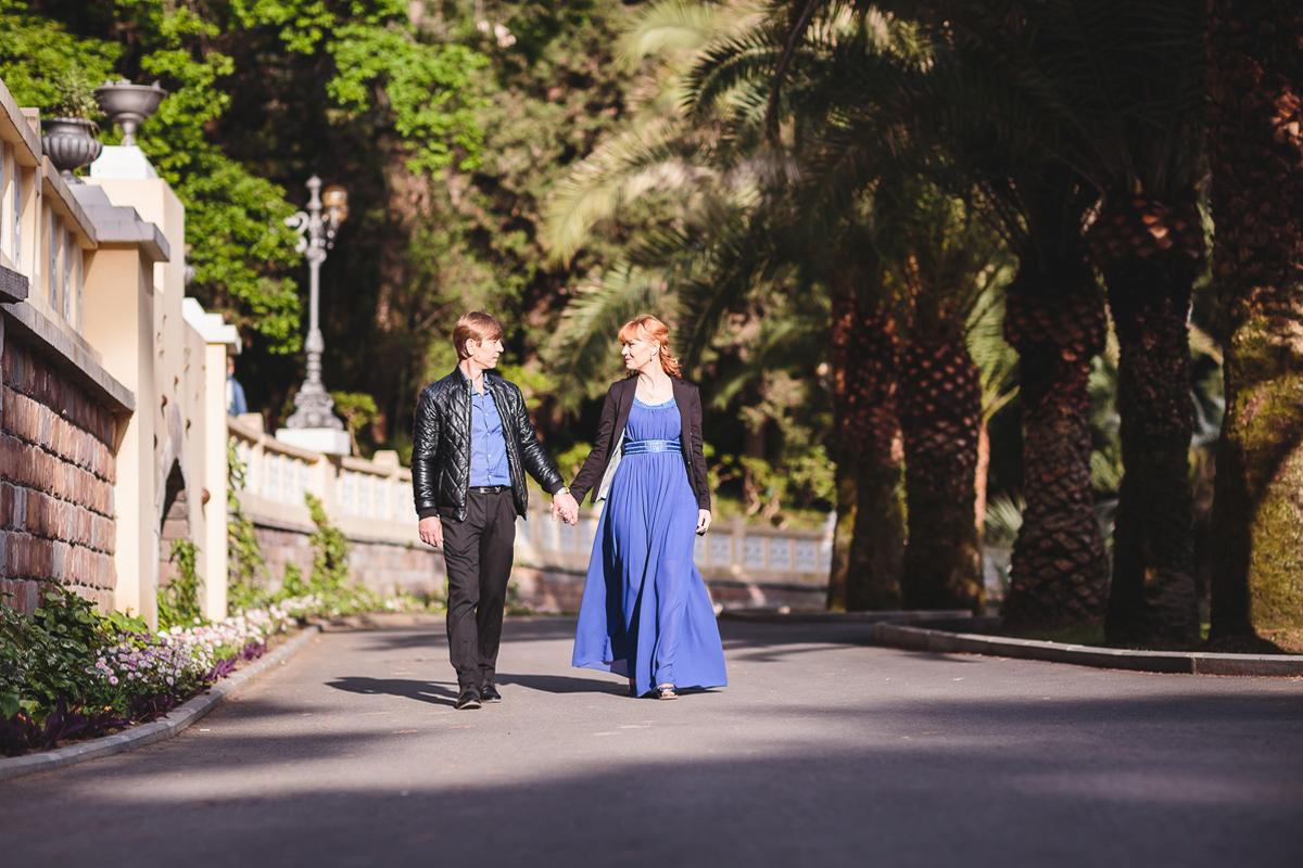 Николай и Наталья...26 лет совместной жизни