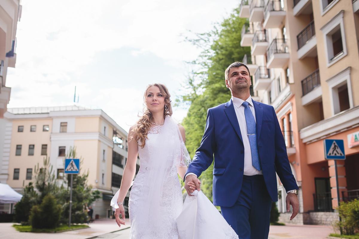 Владимир и Ольга...Облака,море,любовь.