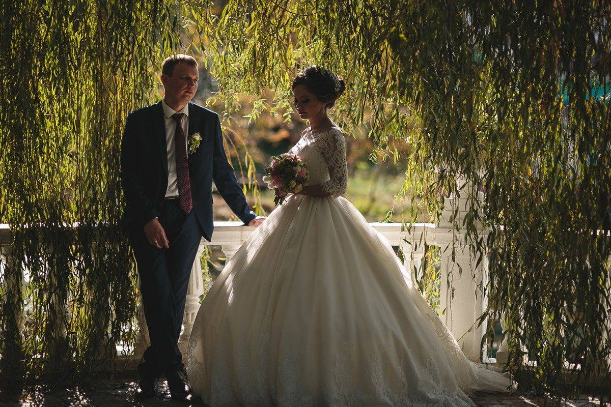Михаил и Анастасия