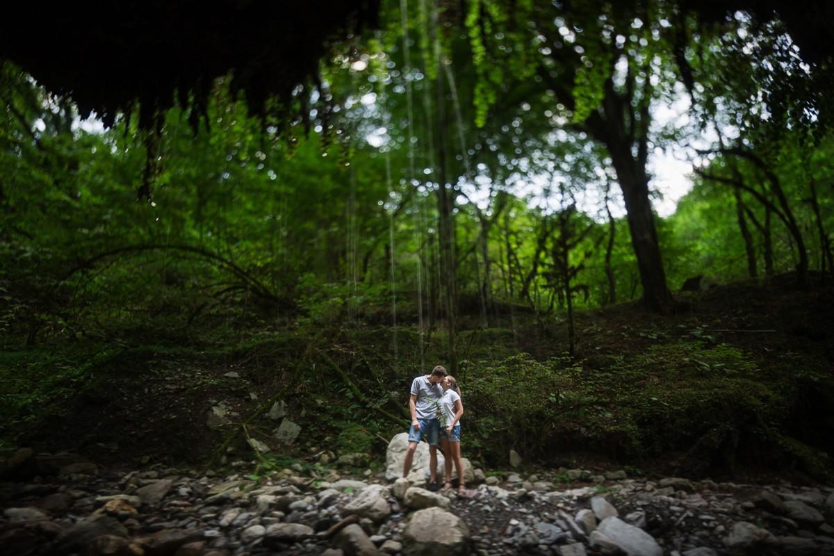 Дмитрий и Анна...На краю Земли
