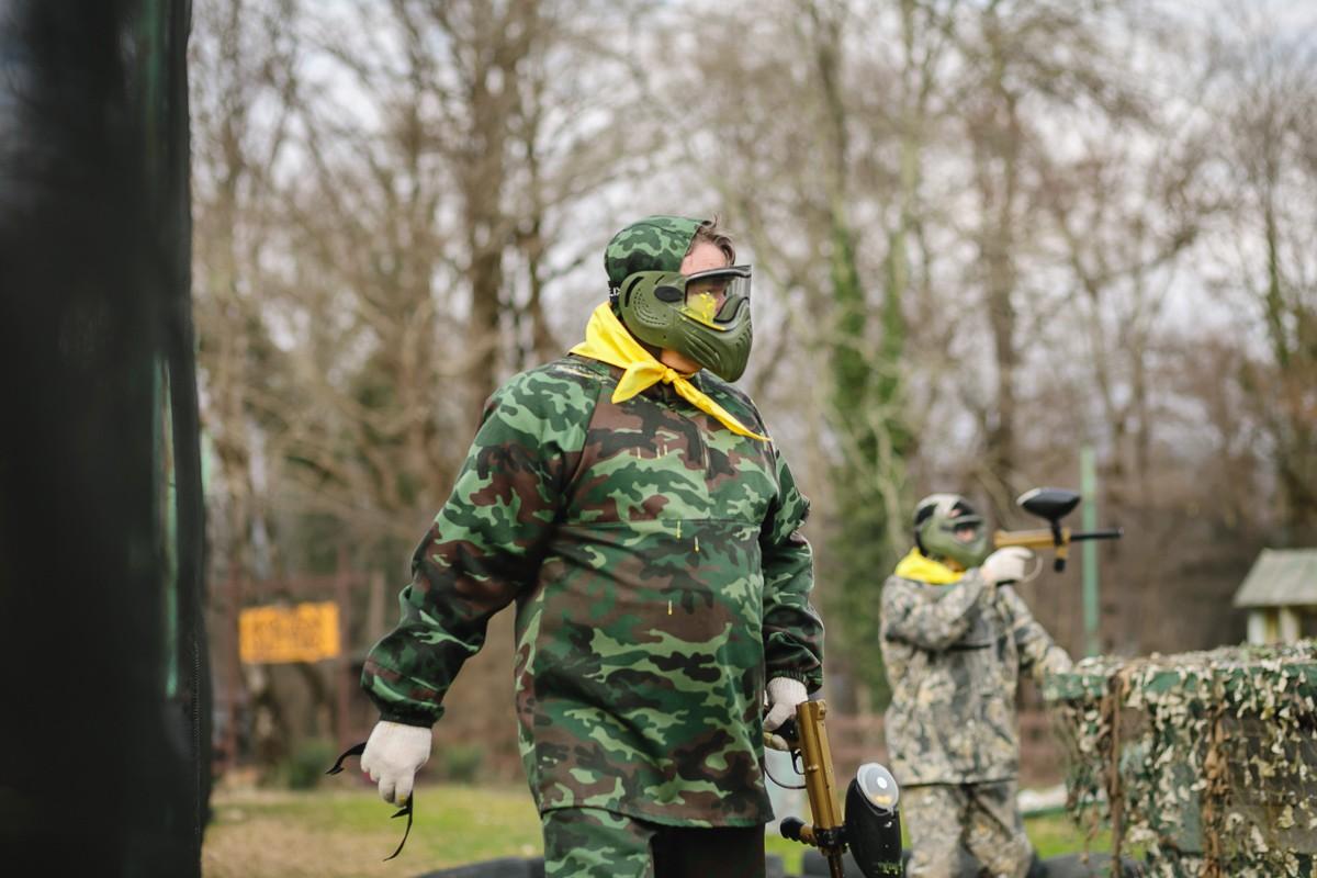 23 февраля...Сражение под Дагомысом