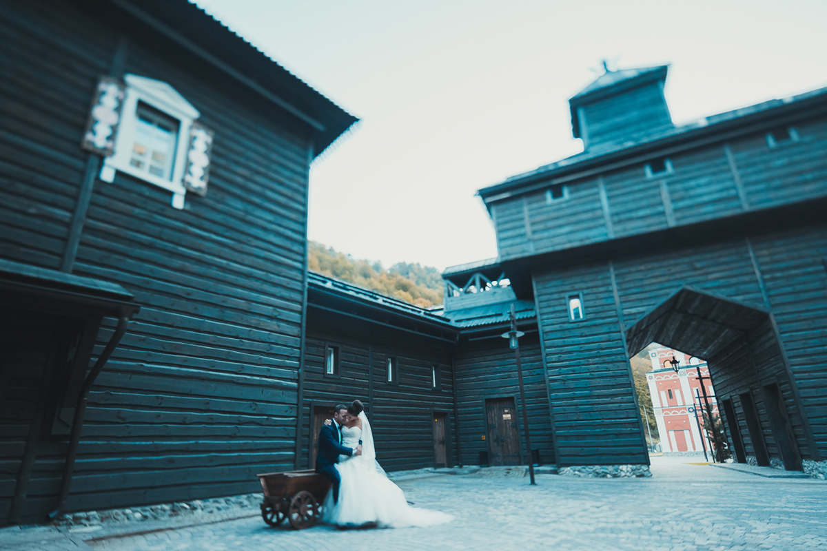 Георгий и Дарья