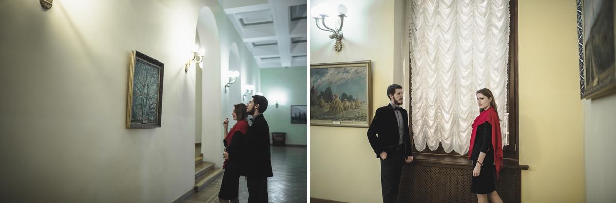 Андрей и Юля...Музыка под дождь
