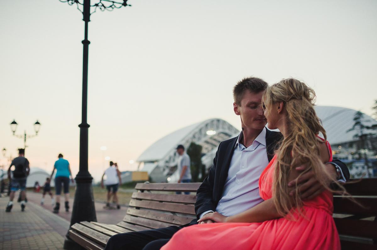 Никита и Настя...Из Красноярска с любовью!))