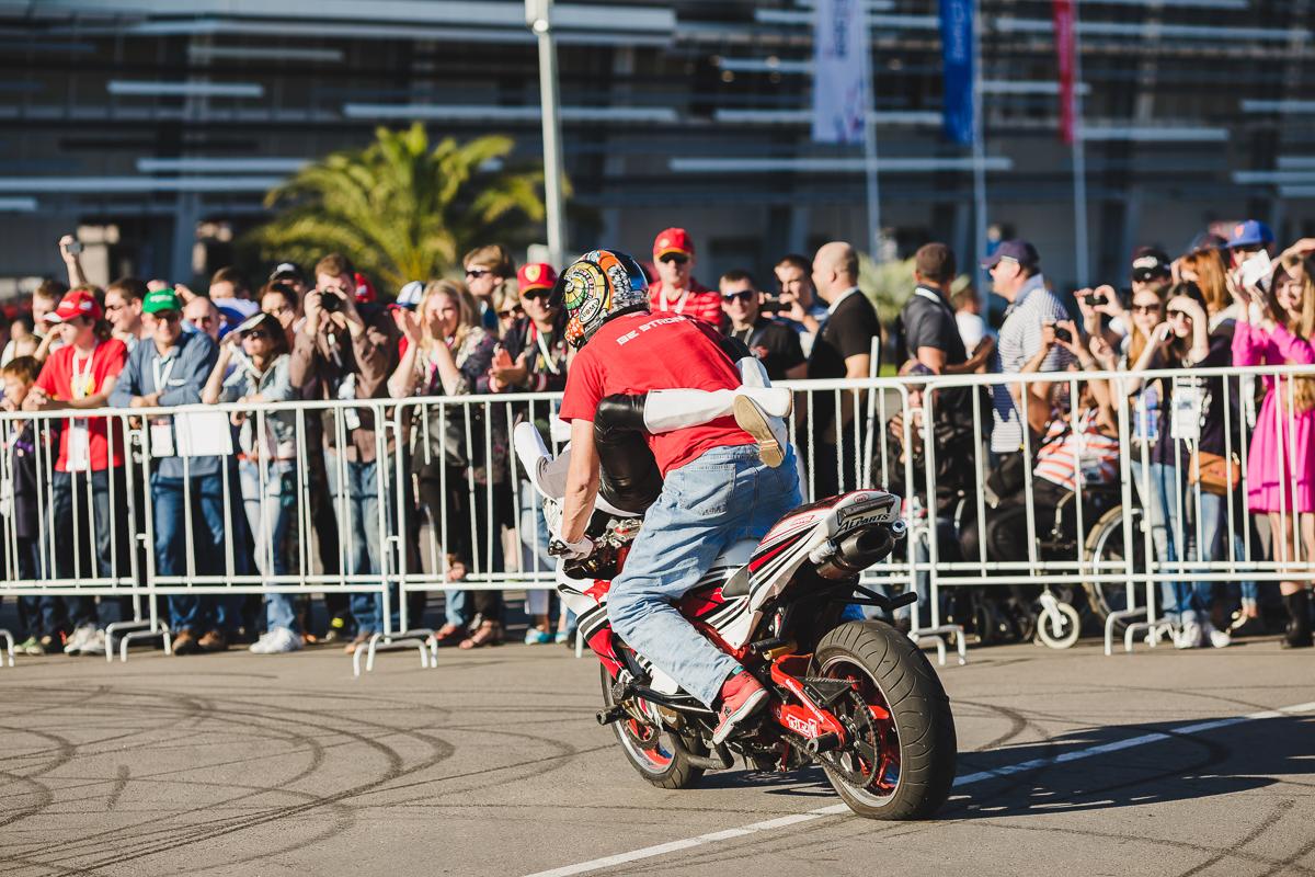 Формула-1 в Сочи(Гран-при 2014г)