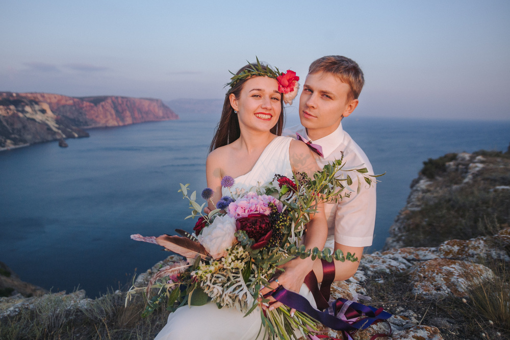 Маша и Алексей