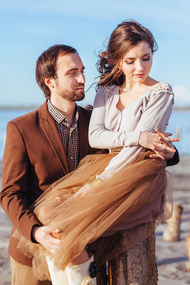 Аня и Леша lovestory
