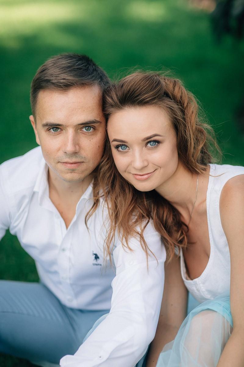 Виталий и Катя