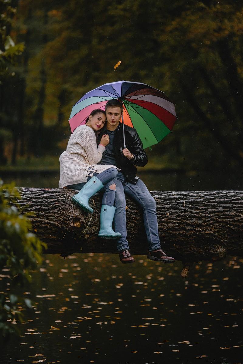Оля и Никита