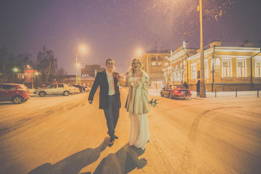 Сергей & Анастасия