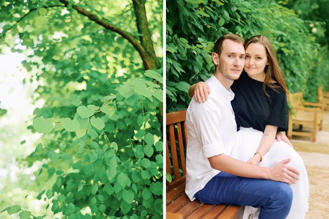 Olya & Clement 2015 / LOVE STORY / PARIS