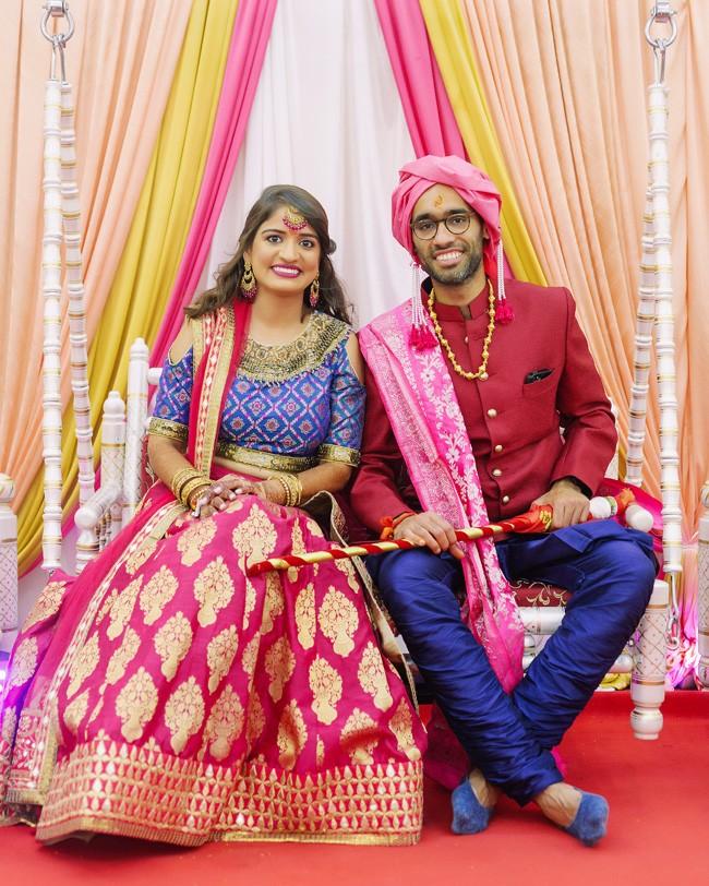 Neketa & Avinash / WEDDING / Köln