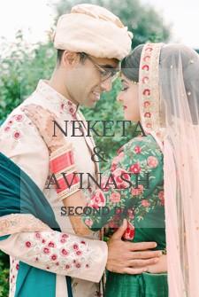 Neketa & Avinash / wedding, day 2 / cologne
