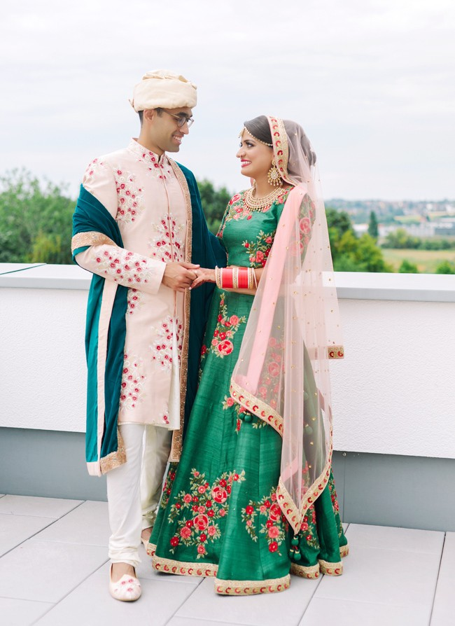Neketa & Avinash / wedding, day 2 / cologne