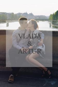 Vlada & Artur 2013 / LOVE STORY / PARIS