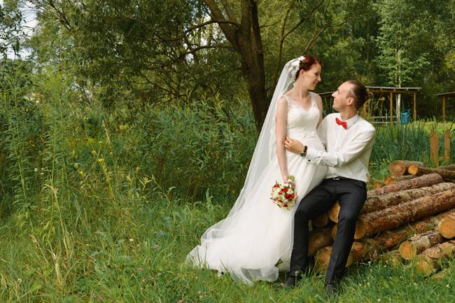 Anya & Oleg 2014 / WEDDING /