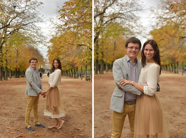 Lena & Sergey 2014 / LOVE STORY / PARIS