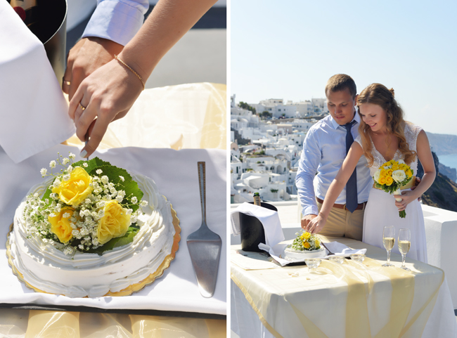 Sasha & Dima 2014 / WEDDING / SANTORINI