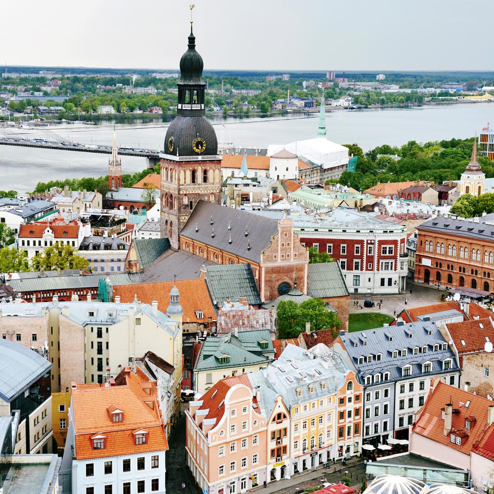 SOON : Riga, LATVIA 05/2014