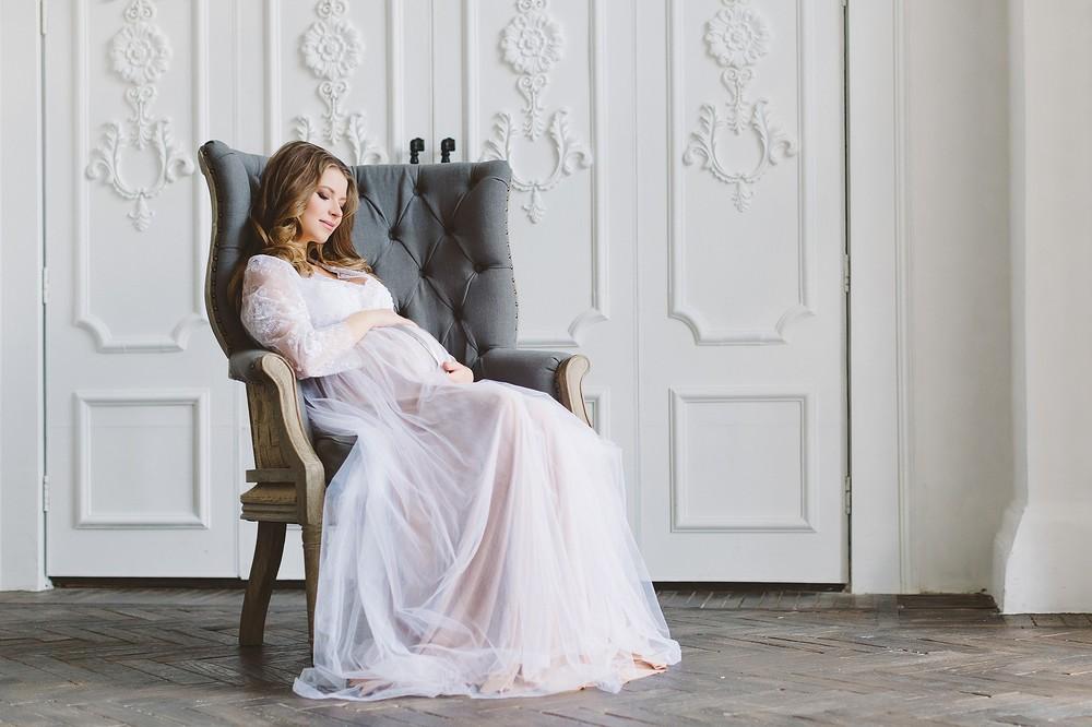 Фотосессия беременности Яна