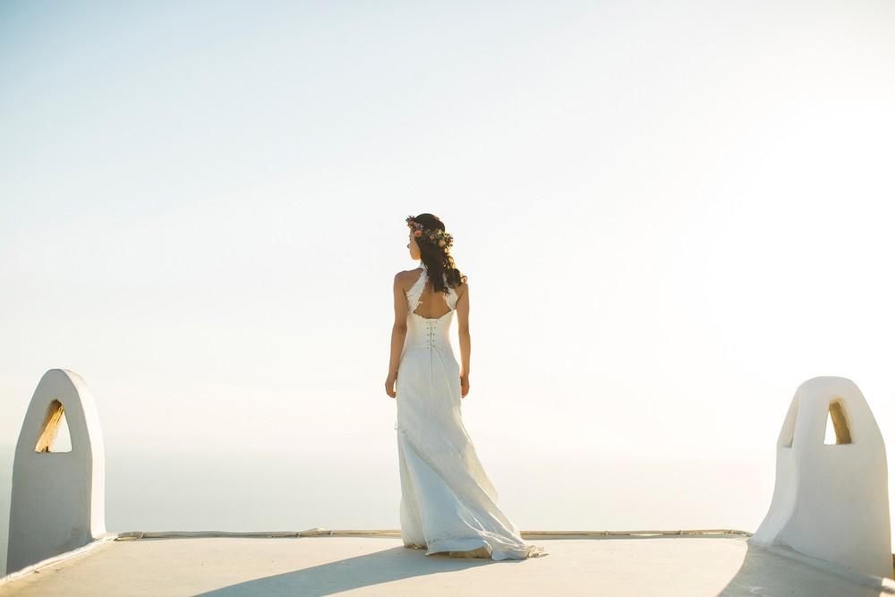 Свадьба на Миконосе (Греция)