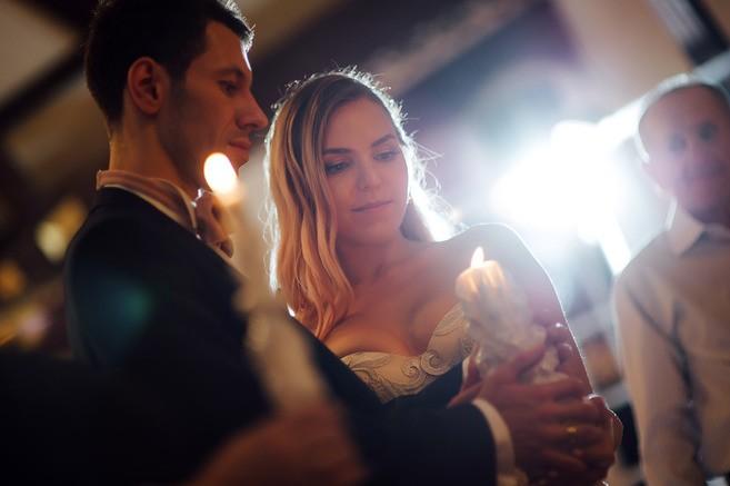 Свадьба Екатерины и Леонида в исторической усадьбе