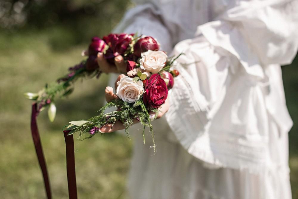 Свадьба в стиле boho Анастасии и Антона