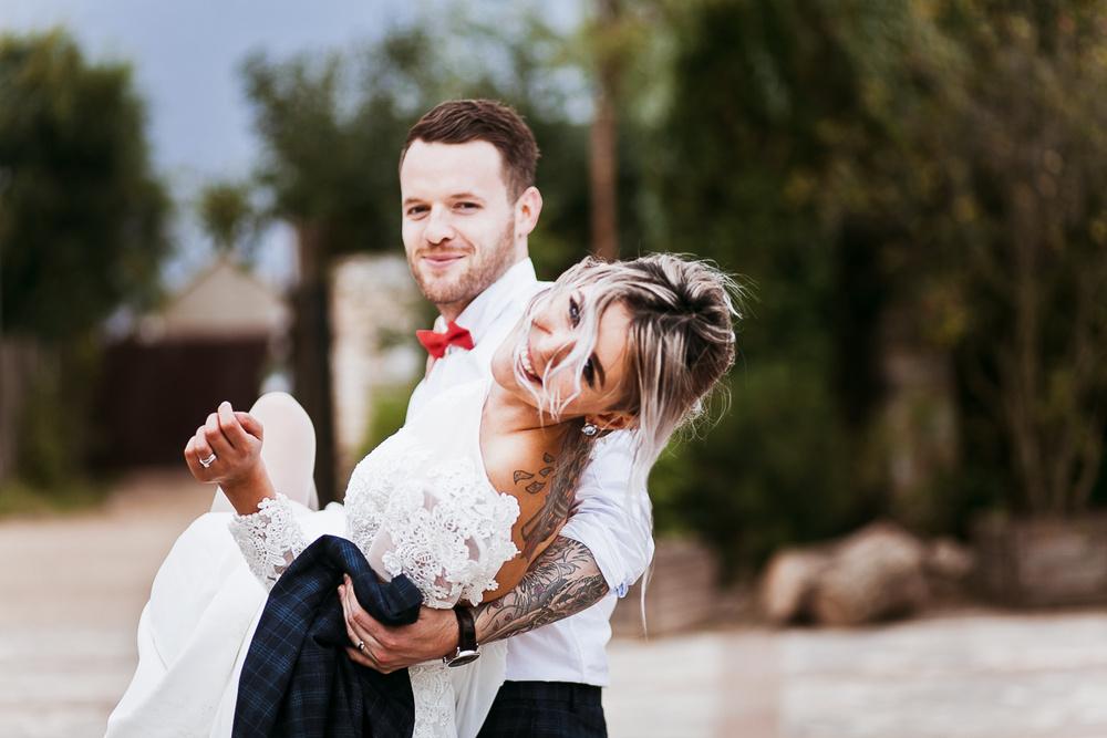 International wedding Kris & Dasha