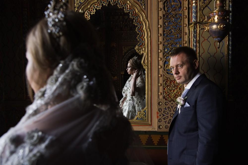 Питерская свадьба Верочки и Дмитрия