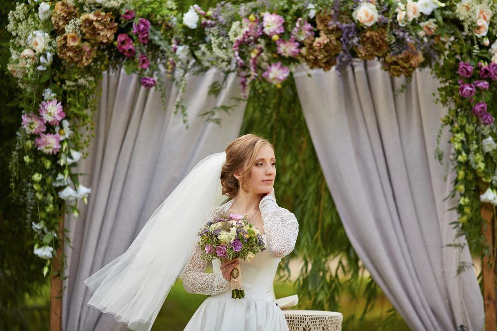 Rustic chic свадьба Кристины и Алексея