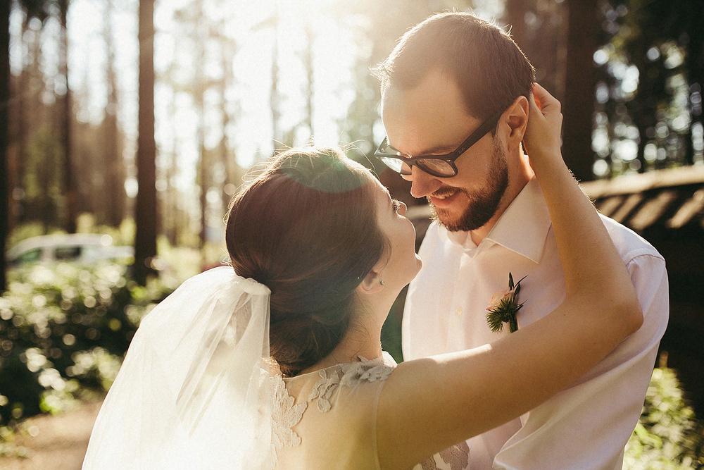 Романтичная свадьба Екатерины и Вадима