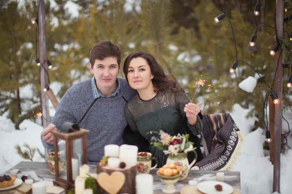 Дмитрий и Ольга (14 февраля)