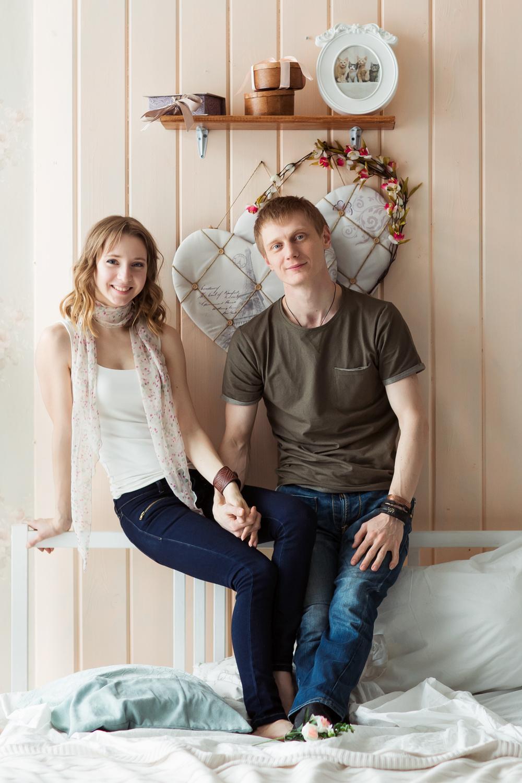 Алёна и Илья