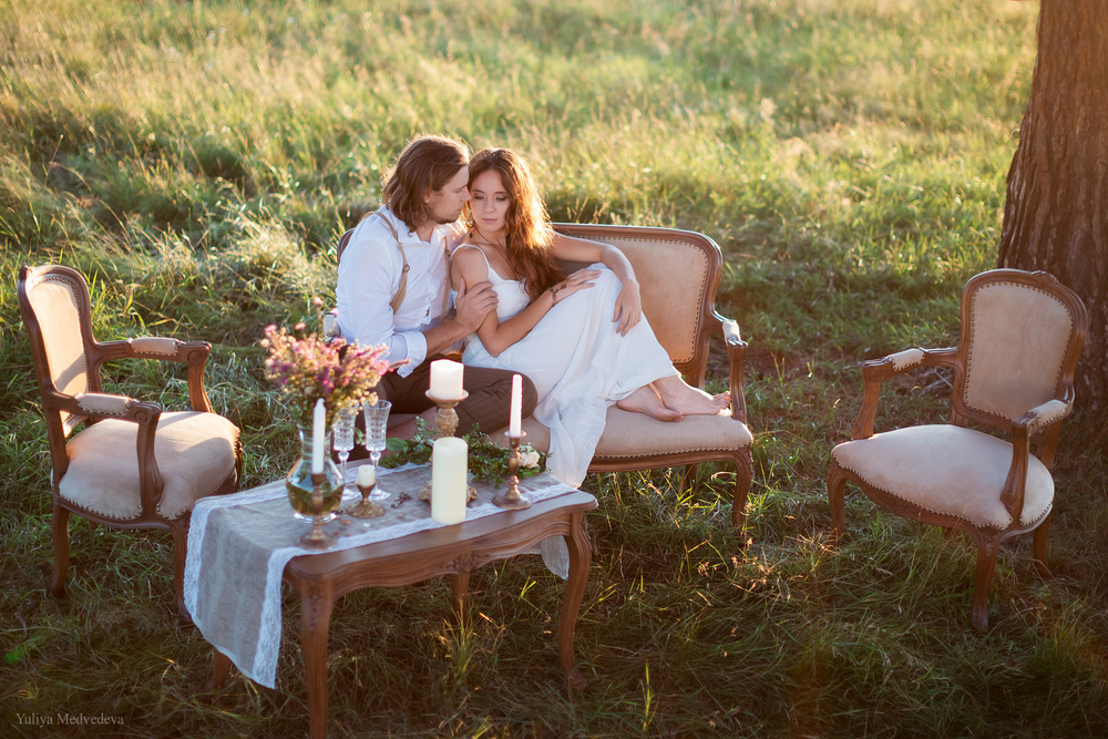 Евгений и Мария (love story)