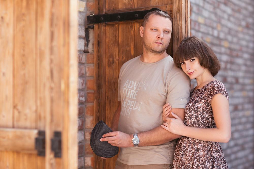 Денис и Алёна