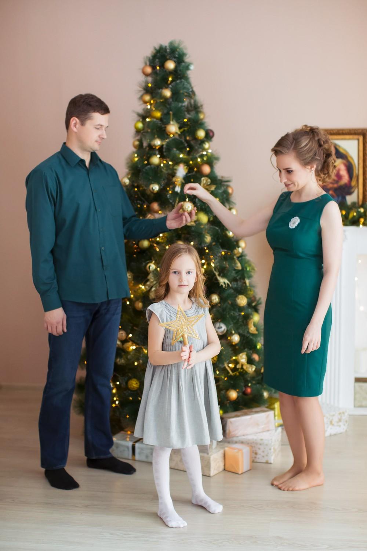 Евгений, Наталья и Валентина