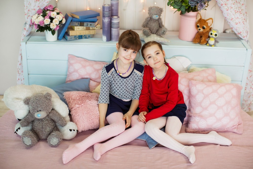 Маша и Соня