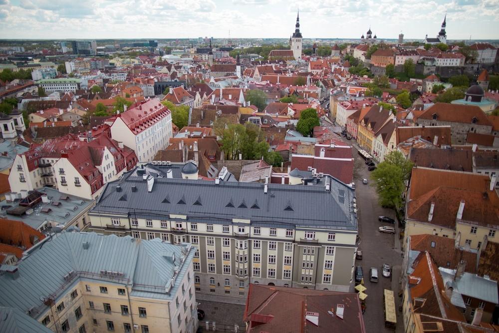 Санкт-Петербург, Таллин, Рига и Вильнюс 2015